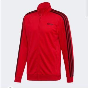 Adidas Men's 3-Stripes Track Jacket